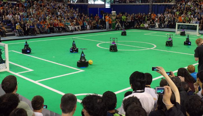 RoboCup Federation official website